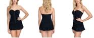 Profile by Gottex Bel-Air Studded Tummy Control Swimdress