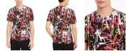 INC International Concepts INC Men's Graffiti T-Shirt, Created For Macy's