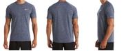 Nike Men's Hydroguard Dri-FIT Stretch UPF 40+ Heather Rash Guard