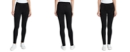 Jones New York Madison Faux-Suede Pull-On Pants