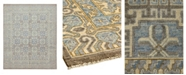 """Timeless Rug Designs CLOSEOUT! One of a Kind OOAK1077 Denim 8'3"""" x 10'1"""" Area Rug"""