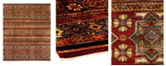 """Timeless Rug Designs CLOSEOUT! One of a Kind OOAK1124 Caramel 8'10"""" x 11'9"""" Area Rug"""