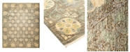 """Timeless Rug Designs CLOSEOUT! One of a Kind OOAK1281 Mist 8'1"""" x 10'4"""" Area Rug"""