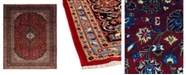 "Timeless Rug Designs CLOSEOUT! One of a Kind OOAK1534 Red 9'9"" x 14' Area Rug"