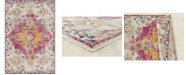 "Asbury Looms Abigail Seraphina 713 20481 1013 Pink 9'10"" x 13'2"" Area Rug"