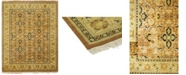 """Timeless Rug Designs CLOSEOUT! One of a Kind OOAK46 Caramel 8'2"""" x 10'3"""" Area Rug"""