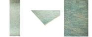 "Timeless Rug Designs One of a Kind OOAK823 Mint 4'2"" x 14'4"" Runner Rug"