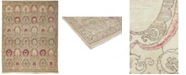"Timeless Rug Designs CLOSEOUT! One of a Kind OOAK3640 Hazelnut 9'1"" x 10'3"" Area Rug"