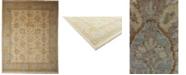 "Timeless Rug Designs CLOSEOUT! One of a Kind OOAK3905 Hazelnut 8'3"" x 10'6"" Area Rug"