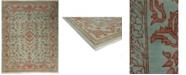 "Timeless Rug Designs One of a Kind OOAK3617 Sage 8'3"" x 10'3"" Area Rug"