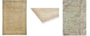 "Timeless Rug Designs CLOSEOUT! One of a Kind OOAK3422 Hazelnut 4'10"" x 6'10"" Area Rug"