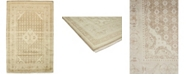 """Timeless Rug Designs CLOSEOUT! One of a Kind OOAK3288 Beige 5'10"""" x 8'10"""" Area Rug"""
