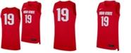 Nike Men's Ohio State Buckeyes Replica Basketball Road Jersey
