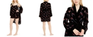 INC International Concepts INC Burnout Velvet Pajamas Set & Robe, Created For Macy's