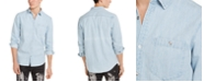 INC International Concepts INC Men's Taylor Denim Shirt, Created For Macy's