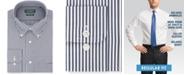 Lauren Ralph Lauren Men's Classic-Fit Ultraflex Stripe Dress Shirt