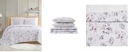 Cottage Classics Rose Dusk 2-Piece Twin XL Quilt Set