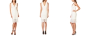 Bardot Allover-Lace Sheath Dress
