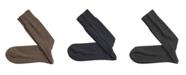 Johnston & Murphy Wool Ribbed Socks