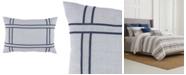 "Nautica Sailor Stripe 14"" x 20"" Breakfast Decorative Pillow"