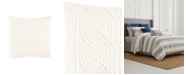"Nautica Sailor Knit 16"" Square Decorative Pillow"