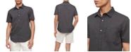 Calvin Klein Jeans Calvin Klein Men's Short Sleeve Pocket Twill Shirt
