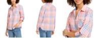 Tommy Hilfiger Check-Print Button-Up Shirt