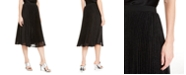 Weekend Max Mara Pleated Shine Skirt