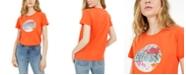 GUESS Eco Planet Logo T-Shirt