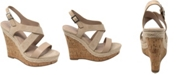 CHARLES by Charles David Aaliyah Wedge Sandals