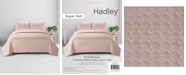 Present Living Home Hadley Diamond Full/Queen 3PC Quilt Set