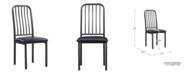Furniture Homelegance Lark Dining Room Side Chair