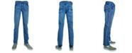 Flypaper Men's Fashion Slim Tapered Jeans Denim