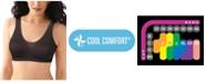 Bali Comfort Revolution Crop Top Wireless Bra 103J