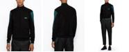 Hugo Boss BOSS Men's Zowit Zip-Through Knitted Full Zip Sweater