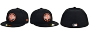 New Era San Francisco Giants Circle Fade 59FIFTY Cap