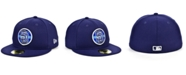New Era Men's San Diego Padres Circle Fade 59FIFTY-FITTED Cap