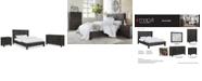 Furniture Avondale Graphite Bedroom Collection