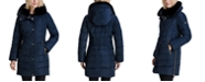 Michael Kors Faux-Fur Collar Down Puffer Coat, Created for Macy's