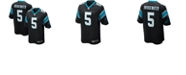 Nike Carolina Panthers Men's Game Jersey Teddy Bridgewater