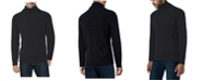 X-Ray  Men's Ribbed Pattern Turtleneck Sweater