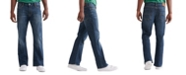 Lucky Brand Men's 367 Vintage-Inspired Boot Cut Jeans