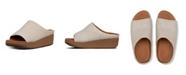 FitFlop Women's Imogen Basket Weave Slides Sandal