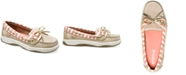Sperry Girls' or Little Girls' Angelfish Boat Shoes