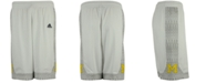 adidas Men's Michigan Wolverines Iced Out Replica Basketball Shorts