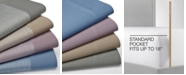 Charter Club  CLOSEOUT! Reversible 4-pc Sheet Sets, 550 Thread Count, Created for Macy's