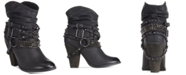 Naughty Monkey Not Rated Swalini Ankle Booties