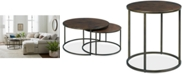 Furniture Copper Nesting Table Collection