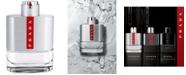 Prada Men's Luna Rossa Eau de Toilette Spray, 3.4 oz