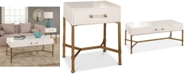 Abbyson Living Ava Living Room Table Collection, Quick Ship